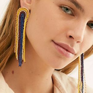 NEW Free People x Berry Dance Hall Earrings